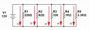 Circuitos eléctricos paralelo