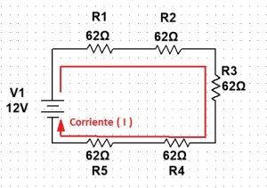 Circuitos eléctricos serie
