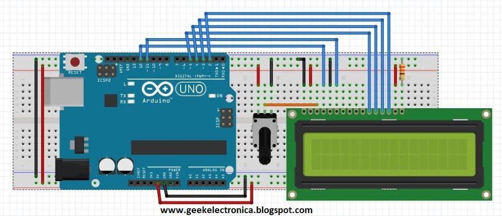 ArduinoLCD